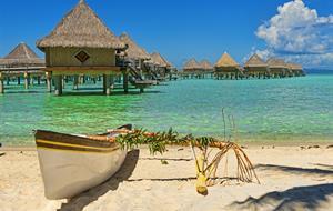 Francouzská Polynésie - Tahiti, Bora Bora, Ra´iatea, Taha´a - rajské ostrovy v Tichém oceánu