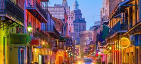 USA - Z Chicaga do New Orleans - hudební a kulturní kolébky USA