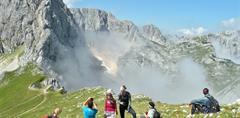 Národní parky a moře Černé Hory - stany