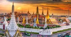 Thajsko - pohoda na kouzelných třech ostrovech thajského zálivu