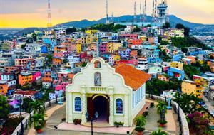 Ekvádor - přírodní krásy a historie země na rovníku