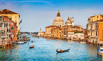 Itálie - Benátky, město na laguně - Benátský karneval