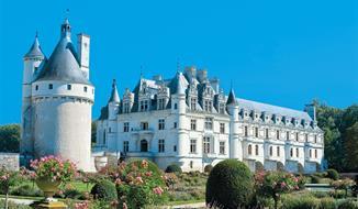 Francie - Paříž a zámky na Loiře