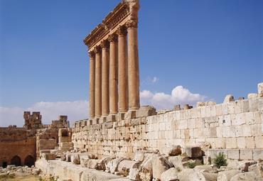 Libanon, země cedrů