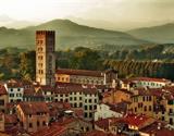 Florencie, Itálie - Siena, Lucca - poklady Toskánska letecky i vlakem