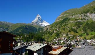 Švýcarsko - Hory a jezera