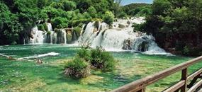 Chorvatsko - Národní parky a přírodní krásy Chorvatska