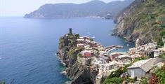 Itálie - Ligurská riviéra Di Ponte a Azurové pobřeží