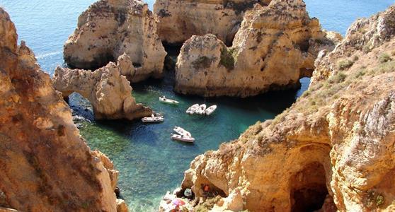 Portugalsko - Pohodový týden na pobřeží Algarve s návštěvou Lisabonu
