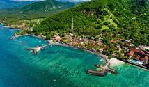 Bali, Indonésie - Pohoda na Bali s lehkou turistikou