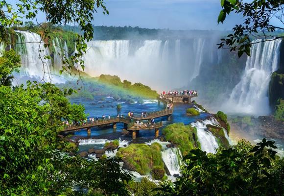 Argentina, Uruguay, Paraguay, Brazílie - Barevné rytmy
