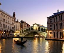 Itálie - Benátky, město na laguně - let
