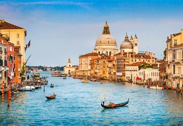 Itálie - Benátky, město na laguně