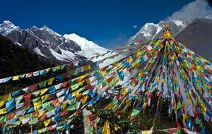 Čína, Tibet - Tibetské šperky Sečuánu