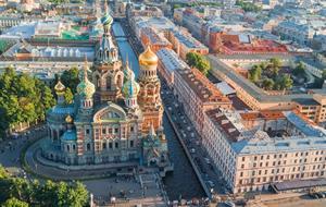 Rusko - Petrohrad - Pohádkové Benátky severu