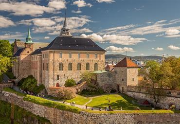 Oslo a Holmenkolen
