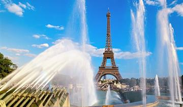 Francie - Paříž - Romantická Paříž a Versailles