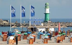 Dánsko, Německo - Pobaltská cyklostezka z Rostocku ostrov Falster