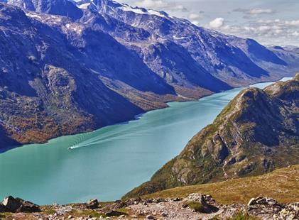 Norsko - Nejkrásnější fjordy Norska