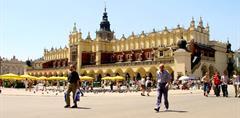 Polsko - Krakov, Vělička a UNESCO