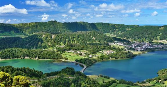 Pohodový týden - Azorské ostrovy - zelený maják Atlantiku São Miguel