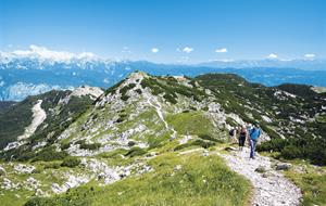 Slovinsko - Pobyt pod Alpami - Kamnické Alpy a relaxace v termálech Topolšica
