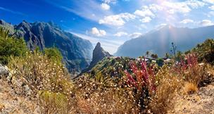 Pohodový týden - Tenerife - mezi sopkami a exotickými soutěskami
