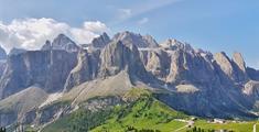 Pohodový týden v Alpách - Itálie - Piz Boe a Alta Badia - velikáni Dolomit