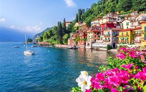Itálie, Švýcarsko - Gurmánské Lago di Como