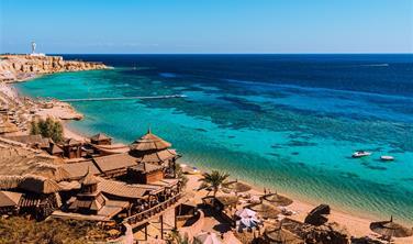 Egypt - Pohodový týden na pestré Sinaji