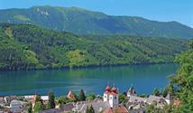 Pohodový týden na kole - Korutanská jezera a Drávská cyklostezka