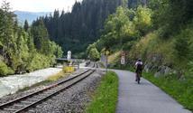 Murskou cyklostezkou až do slovinských termálů - Murradweg