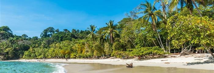 Pohoda na západním pobřeží Kostariky s výlety za zvířaty - all inclusive