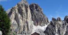 Pohodový týden v Alpách - Top Dolomit - Val di Fiemme s kartou