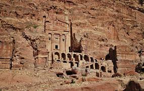 Pohoda u moře v Jordánsku s památkami UNESCO s prodloužením