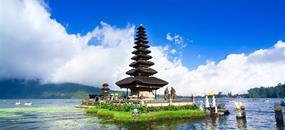 To nejkrásnější z ostrova bohů - Bali