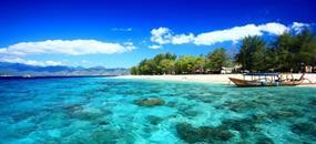 Bali a korálové ostrovy Gili (7 nocí)