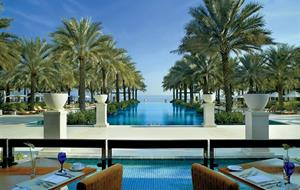 Hotel Al Bustan Palace, A Ritz Carlton Hotel