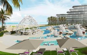 Hotel W Dubai - The Palm