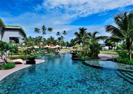 Hotel Weligama Bay Resort