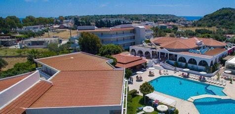 Hotel NIRIIDES BEACH