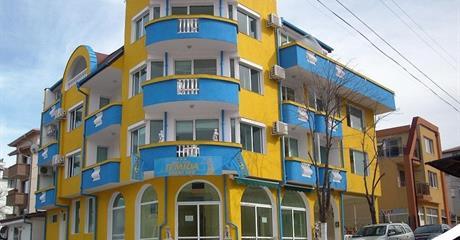 Hotel TEMIDA (odlet z Prahy - 8 denní)