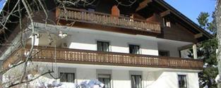 Apartmány Amadee
