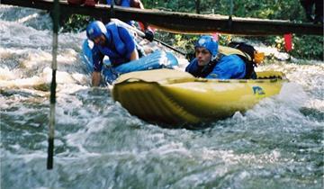 Podzimní rafting