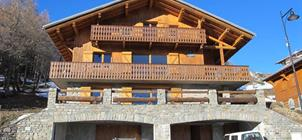 Chalet Campanules