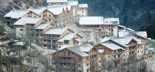 Residence Hameau des Eaux d Orelle ***