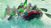 Day rafting