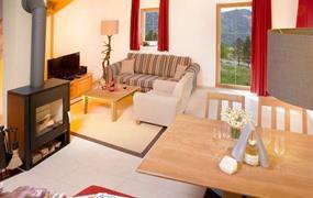 Obertraun-prázdninová vesnička