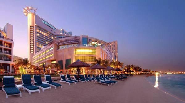 Hotel Intercontinental, Pobytový, Abu Dhabi Gate City, Abú Dhabi, Spojené arabské emiráty, CK Agentura Fox, s.