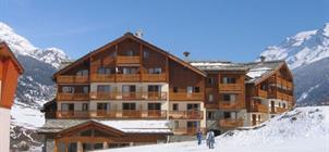 Rezidence Les Valmonts de Val Cenis ***